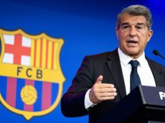 Barcelona president, Laporta reveals why Messi is yet to sign new contract
