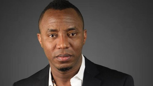 """Twitter ban: """"Malami corrupt, criminally deactivated his account"""" – Sowore claims"""