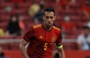 Spain's players to be vaccinated ahead of Euro 2020 opener after Sergio Busquets and Diego Llorente's positive Covid tests || PEAKVIBEZ