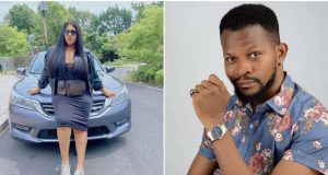 """Actor, Uche Maduagwu - """"I would rather leave Nigeria than allow Nkechi Blessing kiss me on any movie set"""" 