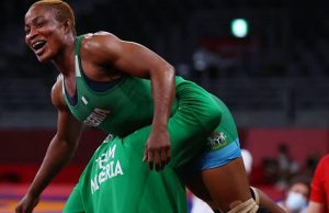 Tokyo Olympics: Blessing Oborududu chases Silver, Gold after qualification for final in wrestling | Peakvibez