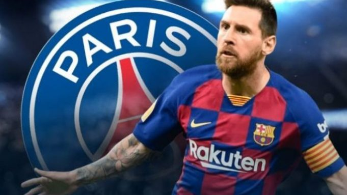 Messi's move to PSG 'officially concluded'   Peakvibez